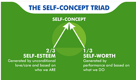 The Self-Concept Triad | The ARK Group - Research