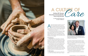 ARKGroup Featured In TEXAS LONE STAR MAGAZINE: A CULTURE OF CARE