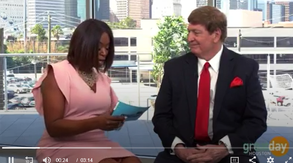 ARKGroup ON GREAT DAY HOUSTON