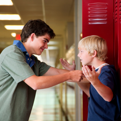 Bully-Proofing Your Child